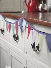 Almost Instant Bunting