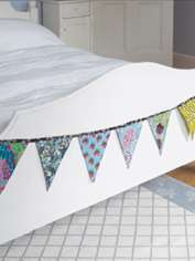 Flower Power Bunting