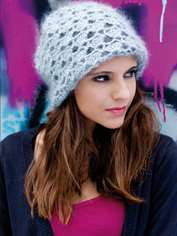 Light and Lacy Beanie