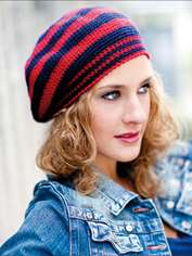 Sailor Girl Beanie