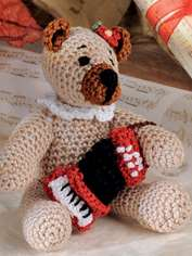 Musical Briony Bear