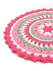 Pretty in Pink Mandala