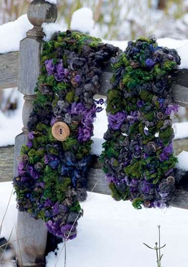 Heather & Skye Scarf