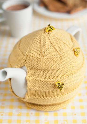 Bee Hive Tea Cosy