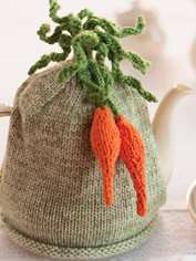 Carrot Tea Cosy