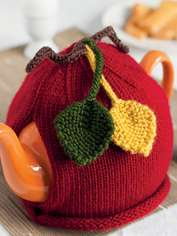 Falling Leaves Tea Cosy