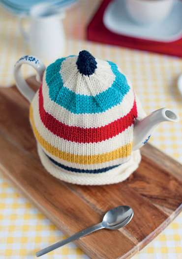 Simple Stripes To Knit