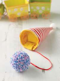 Cup and Ball Toy
