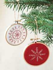 Embroidery Hoops