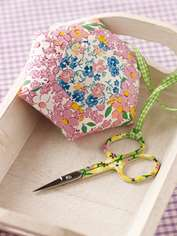 Pincushion Scissor Keeper