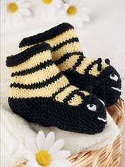 Bumble Bee Boots