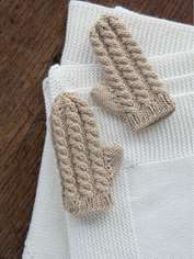 Little Twists Baby Mitts