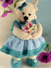 Ellie Bouquet Bear