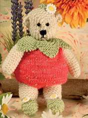 Katy Strawberry Bear