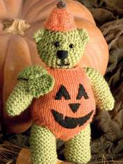 Peter Pumpkin Bear