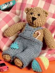 Toby Toddler Bear