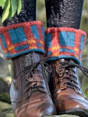 Hearthlight Boot Cuffs