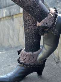 Parisienne Boot Cuffs