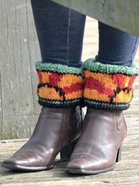 Sunrise Boot Cuffs