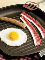 Bacon and Egg