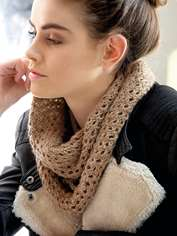 Caramel Snood