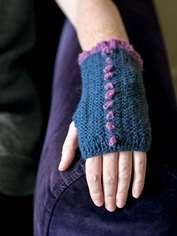 Breakfast at Tiffany's Wrist Warmers