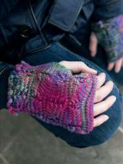 Heathland Wrist Warmers