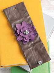 Fashion Flower Cuff