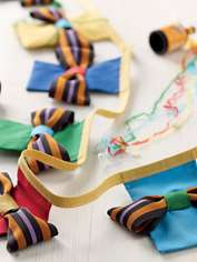 Bow Tie Bunting
