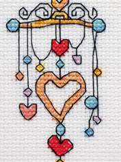 Heart Dangle