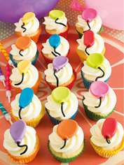 Children's Party Cupcakes