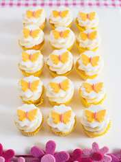 Summer Delight Cupcakes