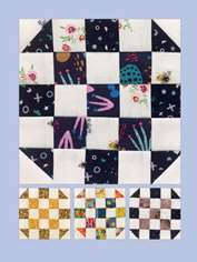 25-Patch Variation Block