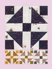 Duck and Ducklings Block
