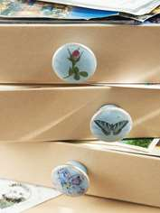 Beautiful Drawer Knobs