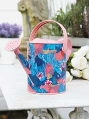 Patchwork Watering Can