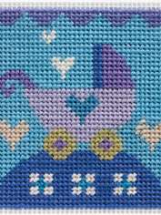 Baby Boy Needlepoint