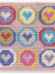 Circles Needlepoint