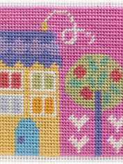 Town House Needlepoint