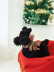 Scottie Dog Pompom