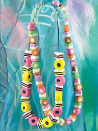 Cute Candy Necklace