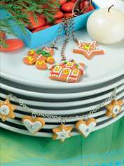 Gingerbread Charm