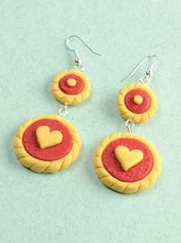 Jam Tart Earrings