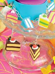 Slices of Cake Earrings